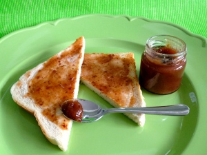 Lebkuchen-Pflaumen-Marmelade