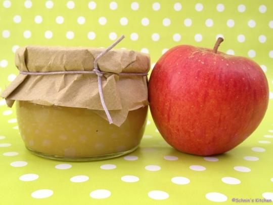 Schnin's Kitchen: leckeres Apfelmus