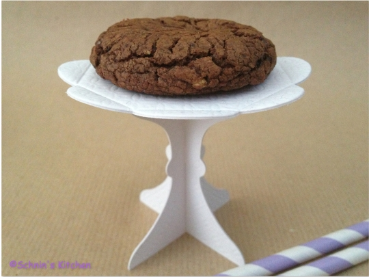 Schnin's Kitchen: Chewy Brownie Cookies