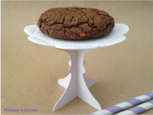 Schnin's Kitchen: Chewy Brownie Cookies