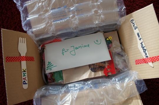 PamK Weihnachtsschickerei