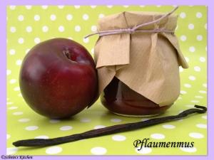 Schnin's Kitchen: Pflaumenmus