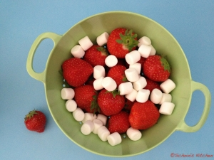 Schnin's Kitchen: Erdbeer-Marshmallow-Marmelade