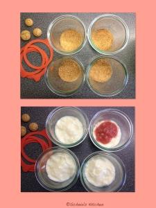 Schnin's Kitchen: Rhabarber-Trifle mit Amarettini & Vanillecreme