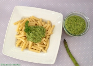 Schnin's Kitchen: Spargel-Pesto