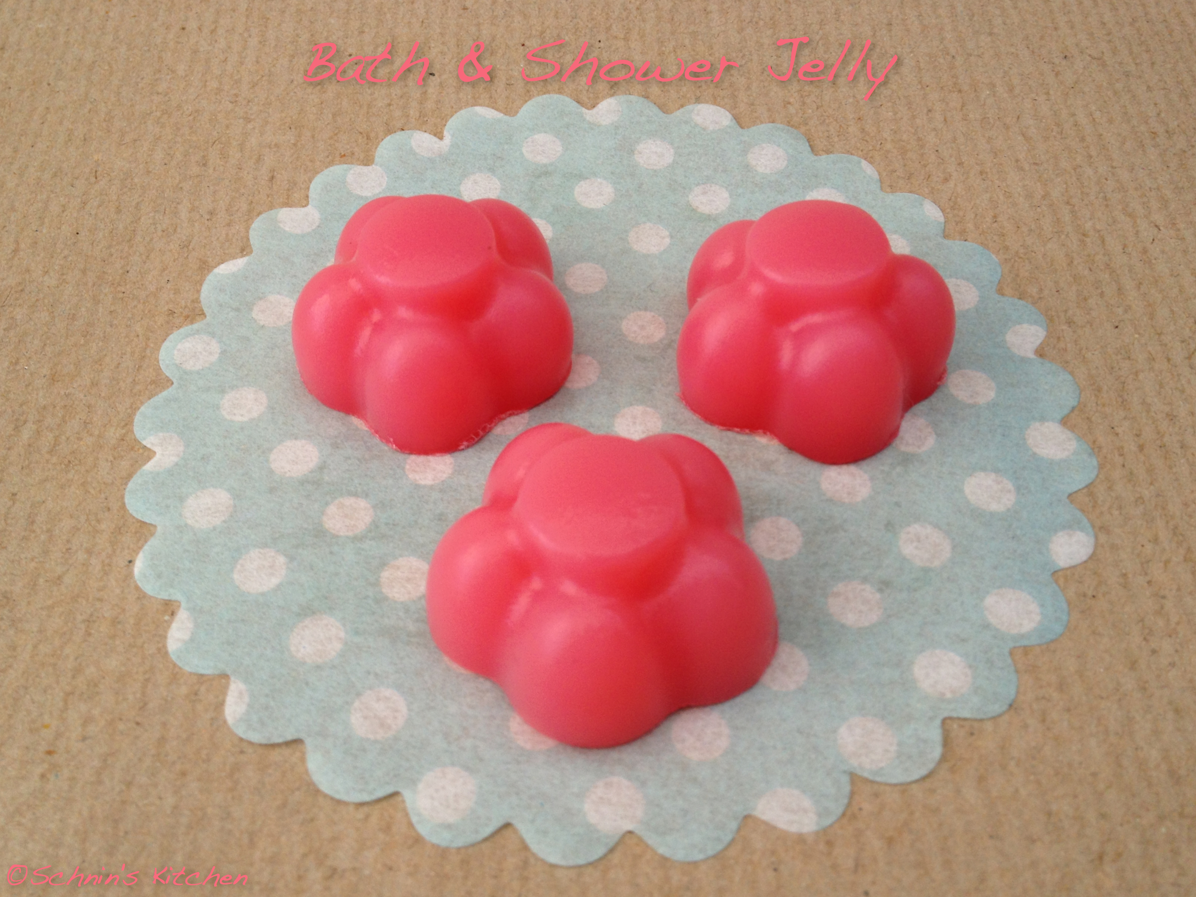Bath & Shower Jelly