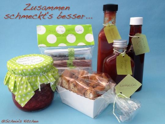 Schnin's Kitchen: PamK 6 - Zusammen schmeckt's besser