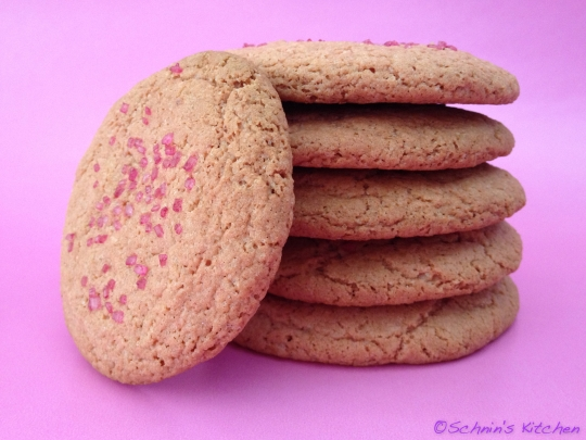 Schnin's Kitchen: Sugar Cookies by Martha Stewart