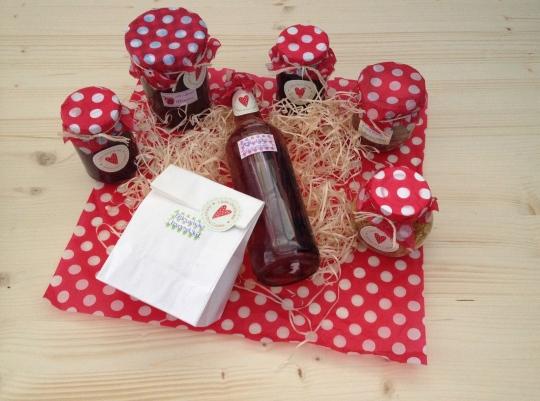Schnin's Kitchen: Süße Postkette