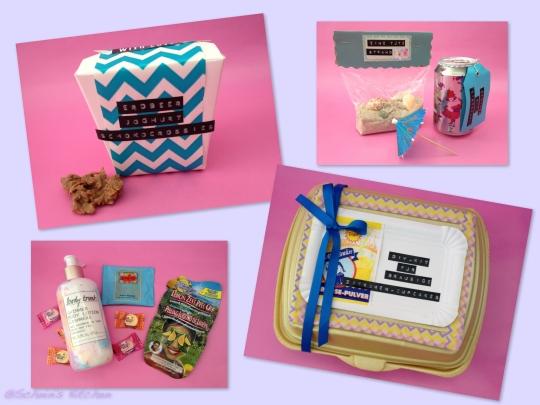 "Schnin's Kitchen: Lovelylisciousbox ""A Perfect Summerday"""