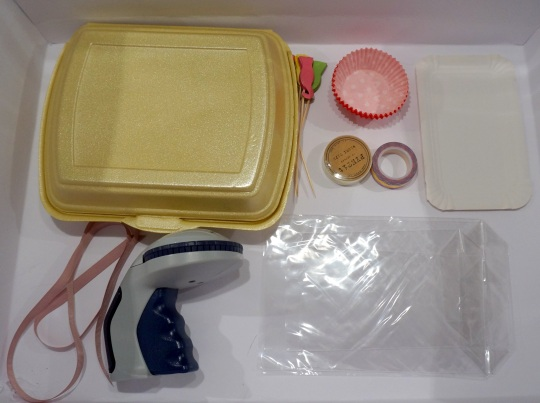 Schnin's Kitchen: Gastpost von 'Victorias Little Secrets': DIY Cupcake Kit