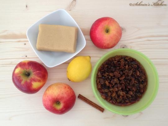 Schnin's Kitchen: Bratapfel-Marmelade (Weihnachten im Glas)
