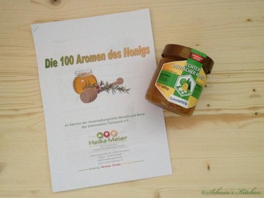 Schnins Kitchen: {Kochkurs} Kochen mit Honig