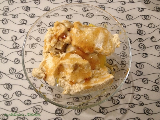 Schnins Kitchen: {Kochkurs} Kochen mit Honig: Honigmousse