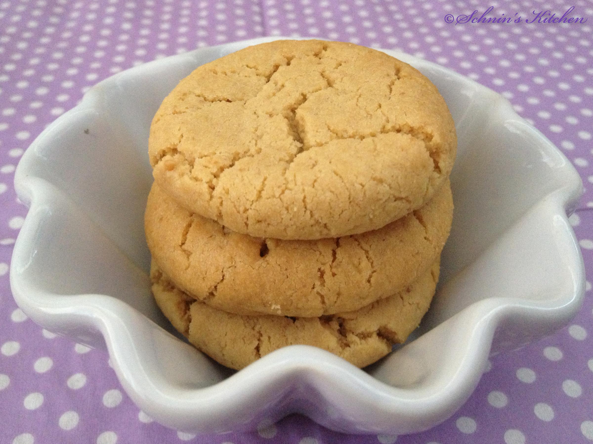 keks liebe erdnu butter cookies schnin 39 s kitchen. Black Bedroom Furniture Sets. Home Design Ideas