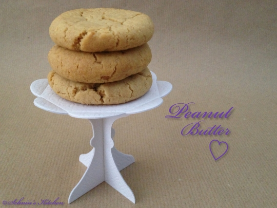 Schnin's Kitchen: Peanut Butter Cookies