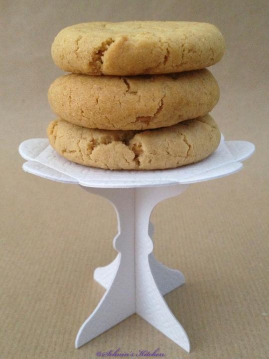 Schnin's Kitchen: Peanut Butter Cookies
