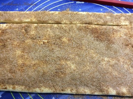 Schnin's Kitchen: Zimtschnecken-Kuchen