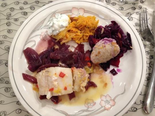 Schnins Kitchen: {Kochkurs} Fit im Winter