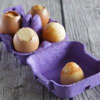 Oster-Überraschungs-Ei: Kuchen im Ei