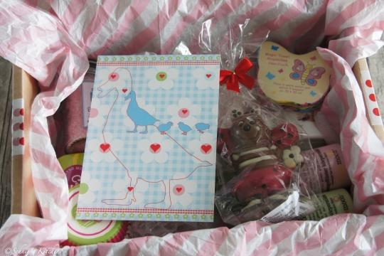 Schnin's Kitchen: Lovelylisciousbox Spring Spirit