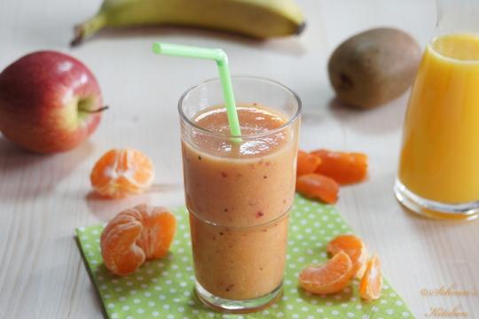 Schnin's Kitchen: Smoothies - Vitaminkick zum Frühstück