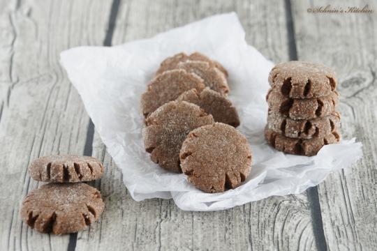 Schnin's Kitchen: Nutella-Peanutbutter-Cookies
