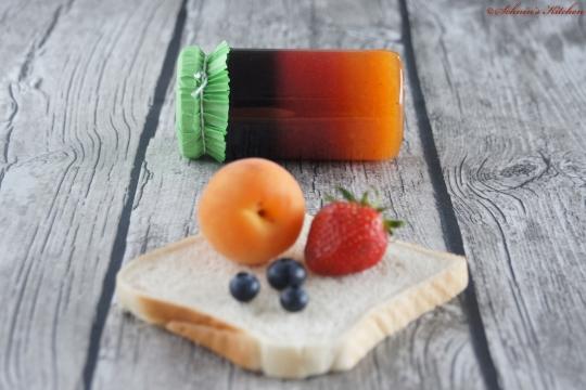 Schnin's Kitchen: WM-Marmelade Deutschland/Germany