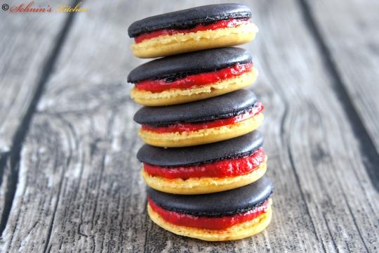 Schnin's Kitchen: Schland-Macarons