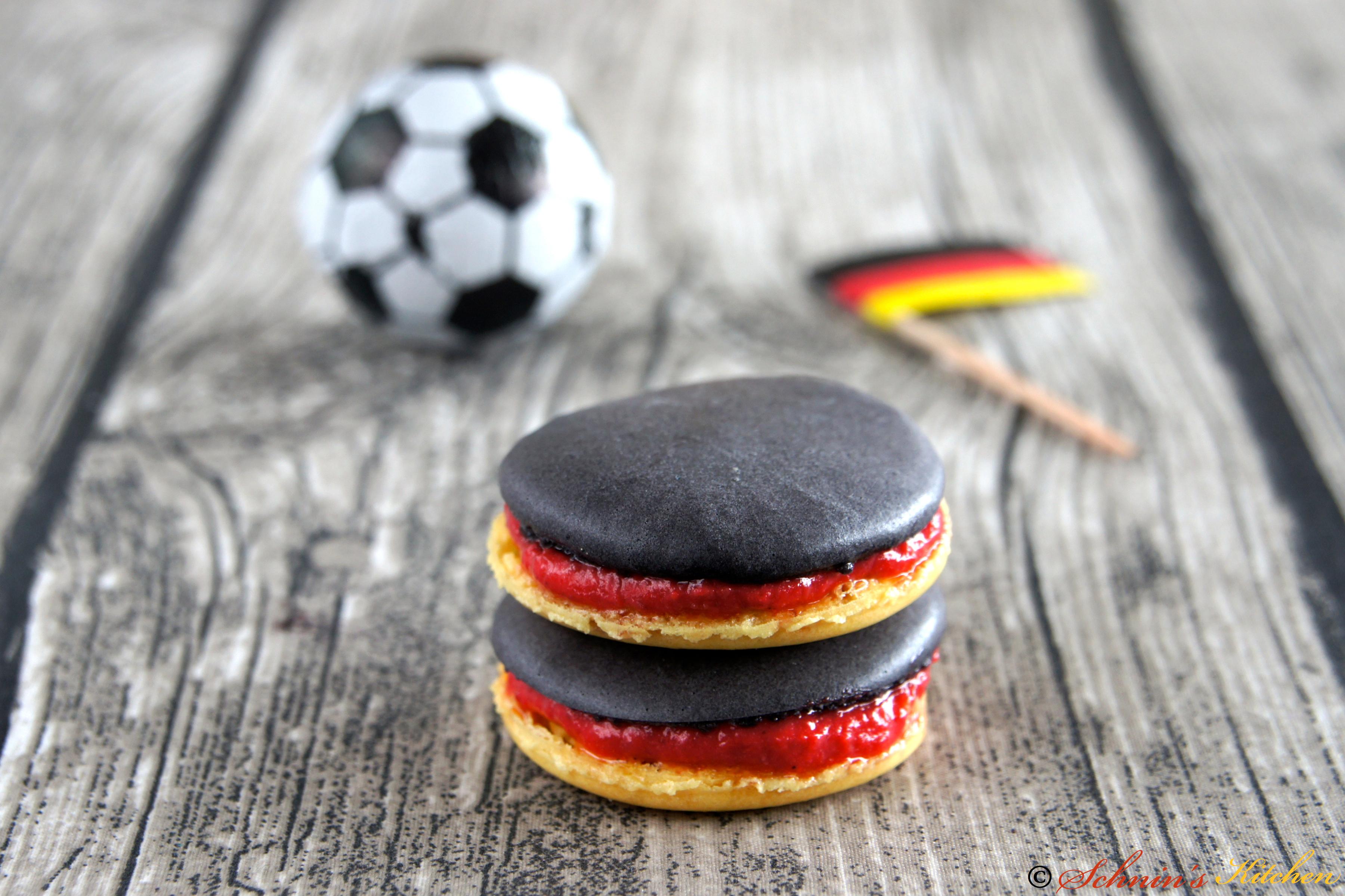 Deutschland-Macarons