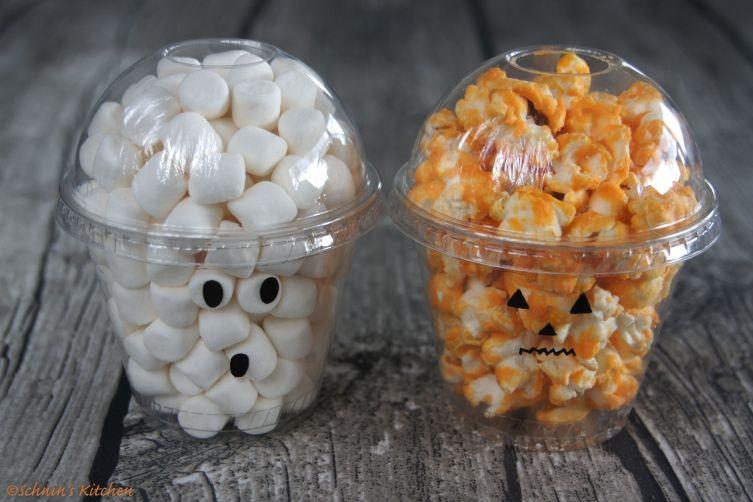 Halloween-Popcorn & DIY